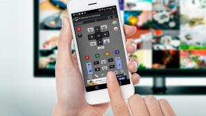 Ihr Smartphone als TV-Fernbedienung©Samsung, stockyimages – Fotolia.com, Piotr Adamowicz – Fotolia.com
