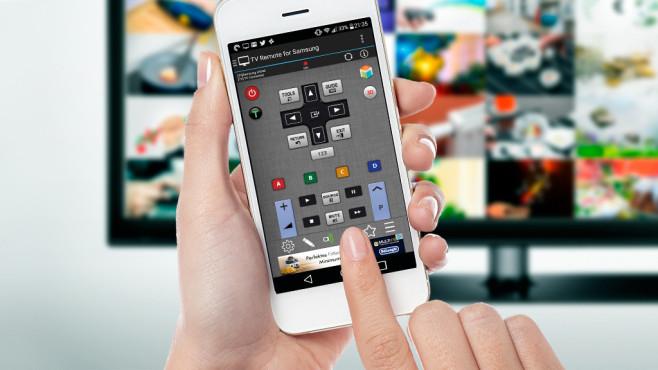 test fernbedienungs apps f r ios und android computer bild. Black Bedroom Furniture Sets. Home Design Ideas