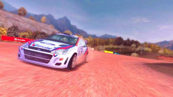 Colin McRae Rally: Auto©Codemasters