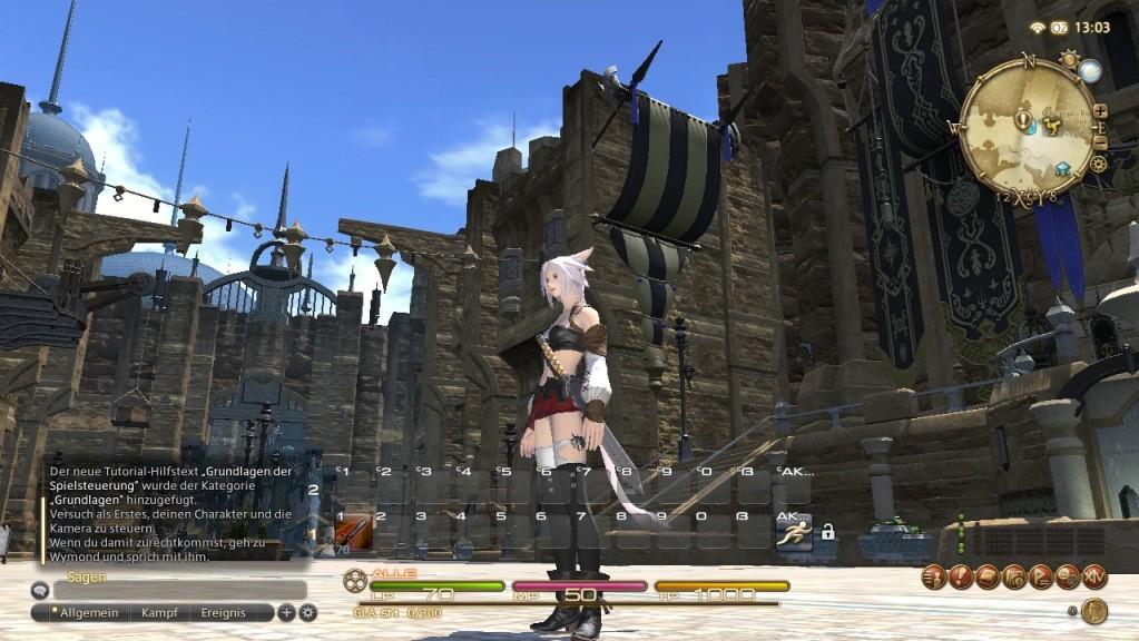 Screenshot 1 - Final Fantasy 14 Online: A Realm Reborn