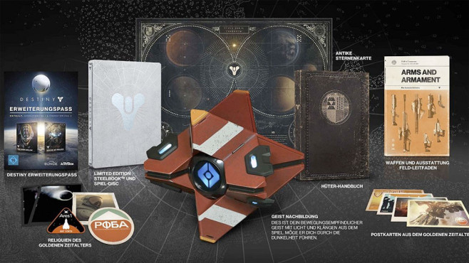 Destiny: Ghost Edition©Activision