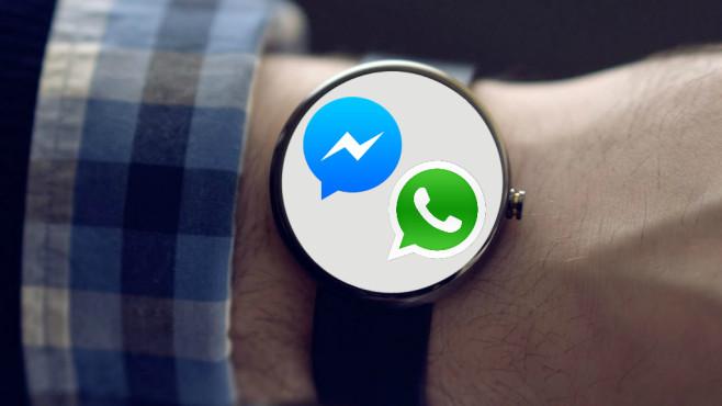 whatsapp auf smartwatch lesen