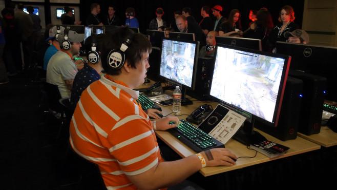 QuakeCon 2014: Battlecry ©COMPUTER BILD SPIELE