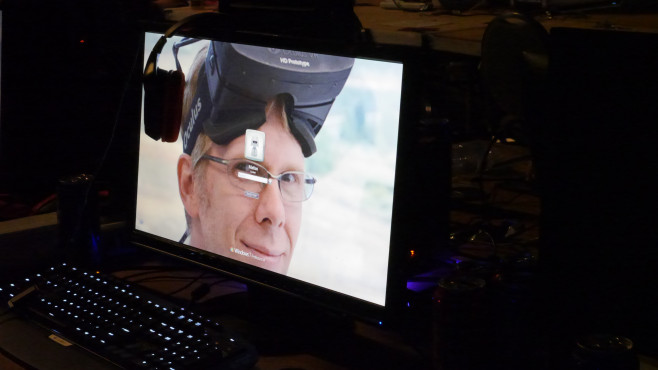 QuakeCon 2014: Carmack ©COMPUTER BILD SPIELE