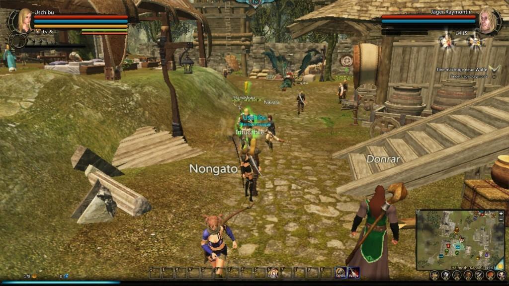 Screenshot 1 - Dragon's Prophet