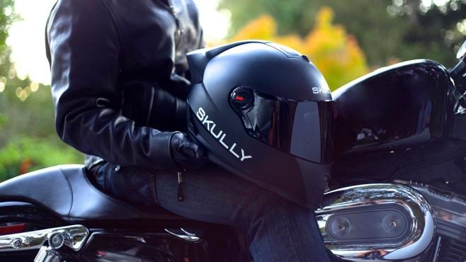 Skully Helmet©Skully
