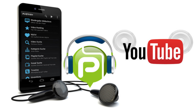 Youtube-Videos im Hintergrund abspielen © pv-star2, georgejmclittle – Fotolia.com, YouTube