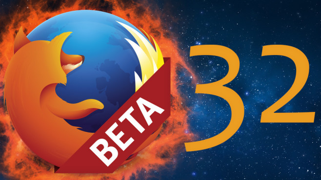 Firefox 32 ©Mozilla