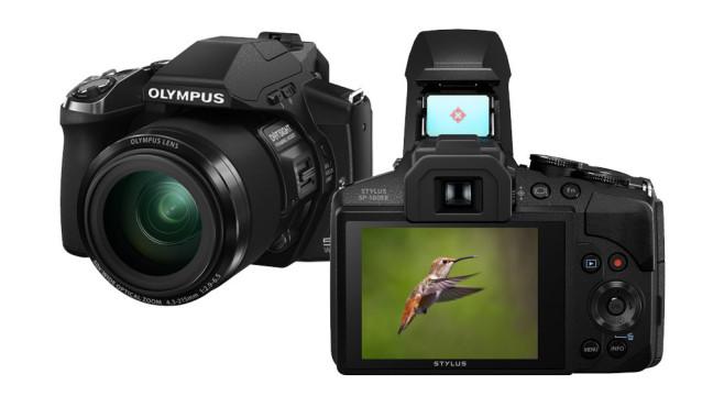 Olympus Stylus SP-100EE ©Olympus