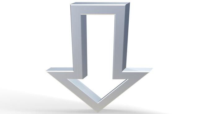 Windows 7 und 8: Alle Fenster per Symbol minimieren Es existieren mehrere Möglichkeiten, Fenster schnell zu minimieren. COMPUTER BILD verrät, welche.©Fotolia---juergen modis--3D-Symbol - Pfeil unten