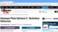 Ashampoo Photo Optimizer 5: Installation und Registrierung©COMPUTER BILD