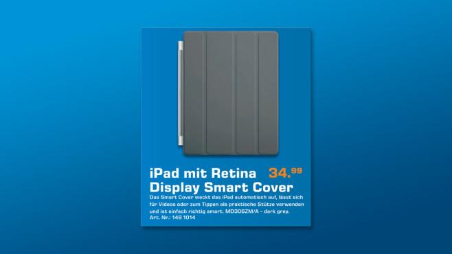 Apple Smart Cover für iPad ©Saturn