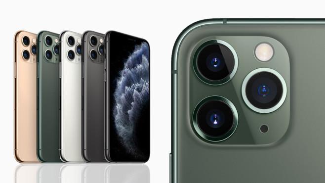 Apple iPhone 11 Pro Max ©Apple