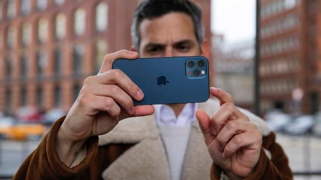 Apple iPhone 12 Pro ©COMPUTER BILD