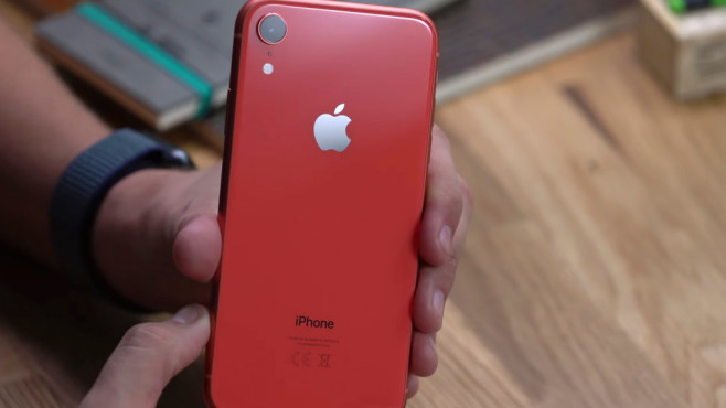 Apple iPhone XR © COMPUTER BILD