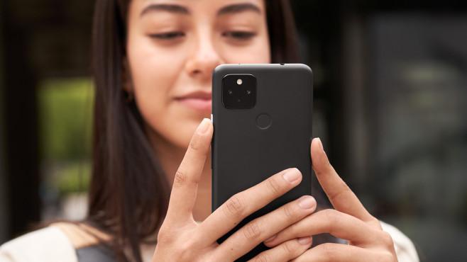 Google Pixel 4a 5G ©Google