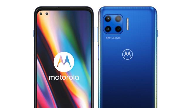 Motorola Moto G 5G Plus ©Motorola