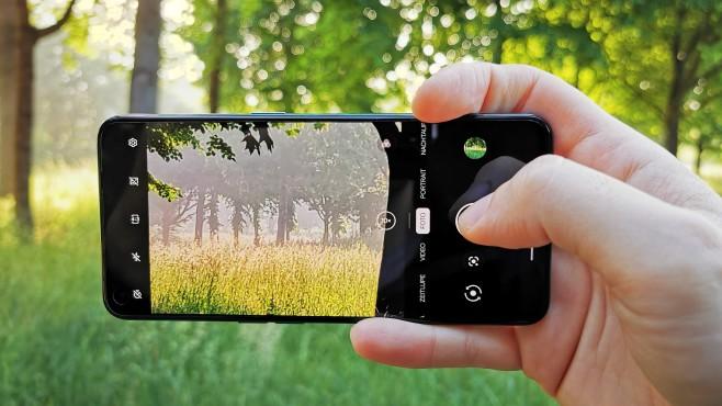 OnePlus Nord CE 5G ©COMPUTER BILD / Michael Huch