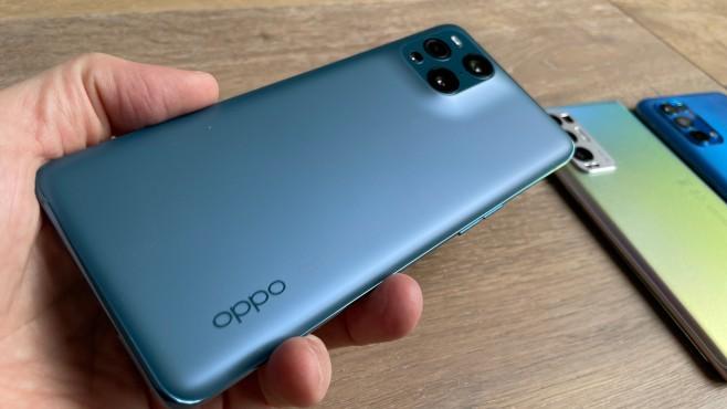 Oppo Find X3 Pro 5G ©COMPUTER BILD