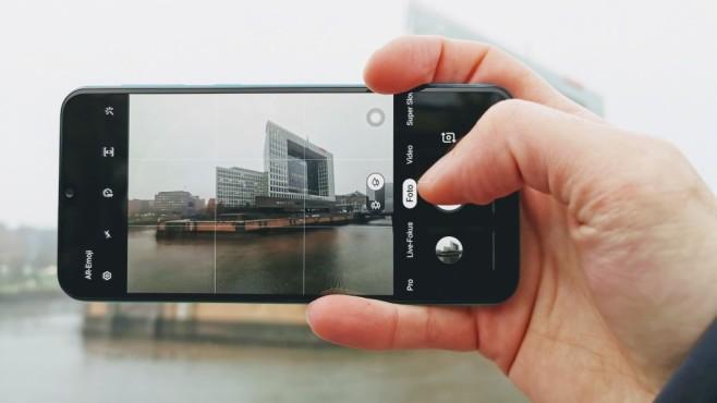 Samsung Galaxy M30s ©COMPUTER BILD / Michael Huch