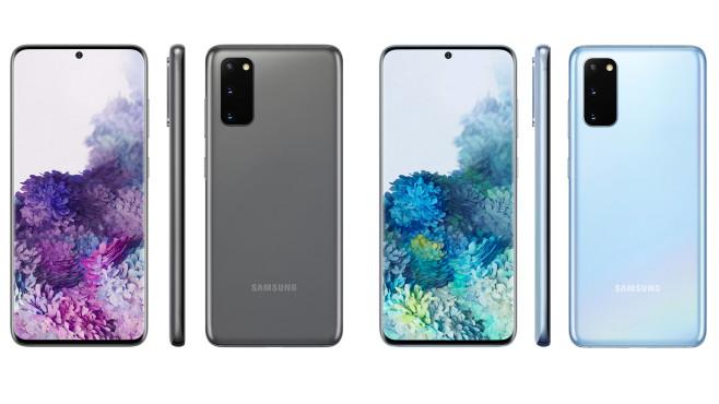 Samsung Galaxy S20 ©Samsung