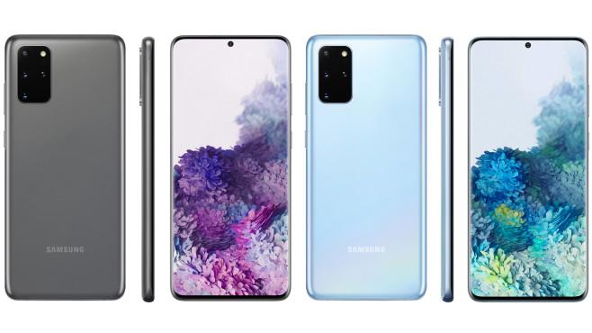 Samsung Galaxy S20 Plus ©Samsung