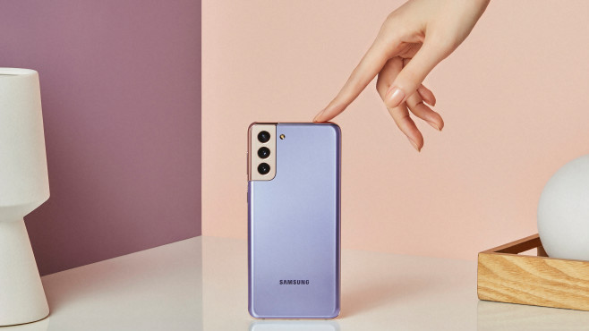 Samsung Galaxy S21 Plus 5G ©Samsung