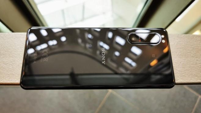 Sony Xperia 5 II ©COMPUTER BILD / Michael Huch