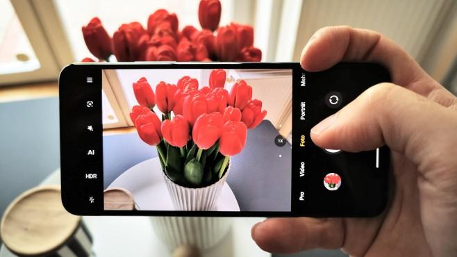 Xiaomi Mi 11 lite 5G ©COMPUTER BILD / Michael Huch