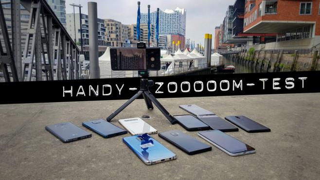 Hand Zoom Test©COMPUTER BILD/Michael Huch