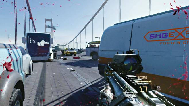 Call of Duty – Advanced Warfare©Activision