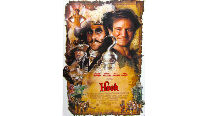 Hook auf Watchever sehen © 1991 TriStar Pictures, Inc. All Rights Reserved