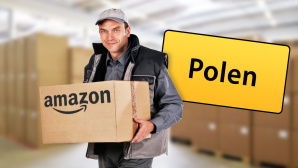 Amazon-Versand aus Polen©Amazon,  industrieblick - Fotolia.com, Ingo Bartussek - Fotolia.com