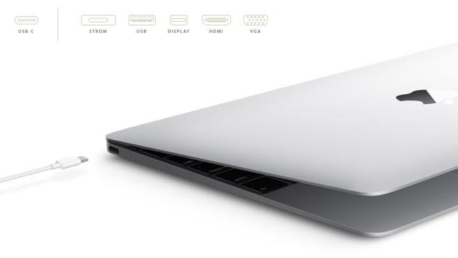 Apple MacBook©Apple