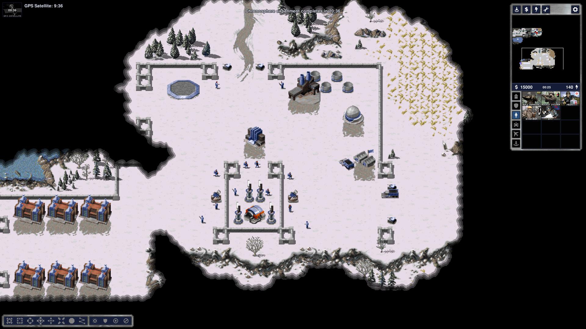 Screenshot 1 - OpenRA