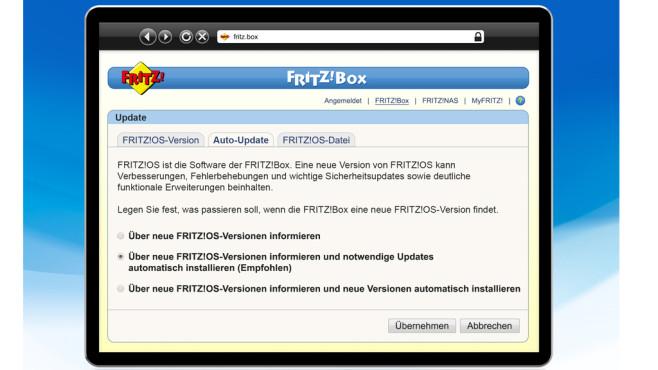 Fritz!OS ©AVM
