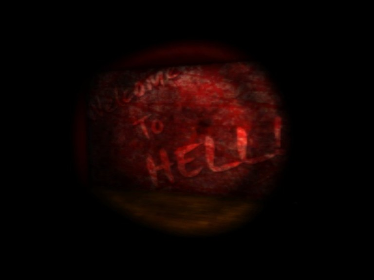 Screenshot 1 - Alone (The Horror Game)