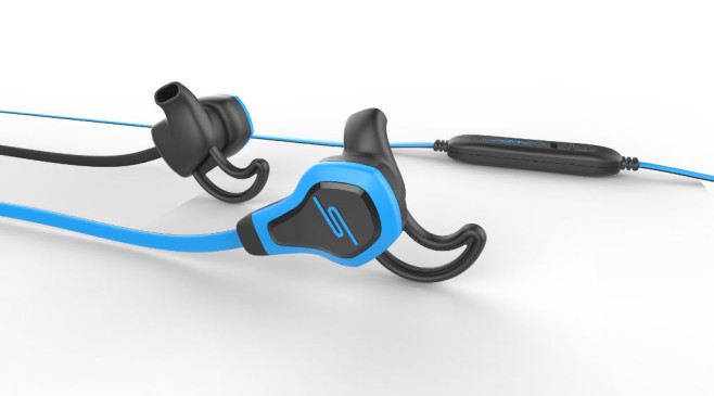 SMS Audio BioSport powered by Intel © SMS Audio, Intel