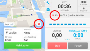 SMS Audio per Runkeeper App©COMPUTER BILD