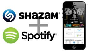 Shazam bietet die Spotify-Integration wieder an©Shazam, Spotify, Montage: COMPUTER BILD