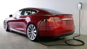 Tesla Model S©Tesla Motors