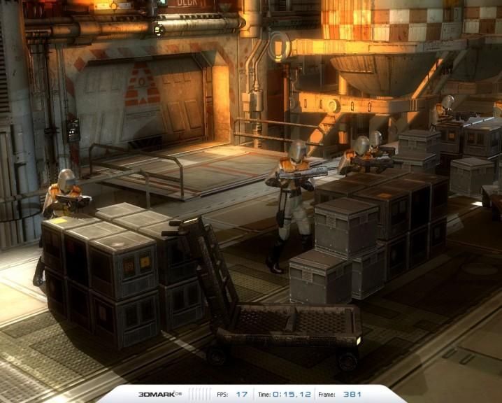 Screenshot 1 - 3DMark06