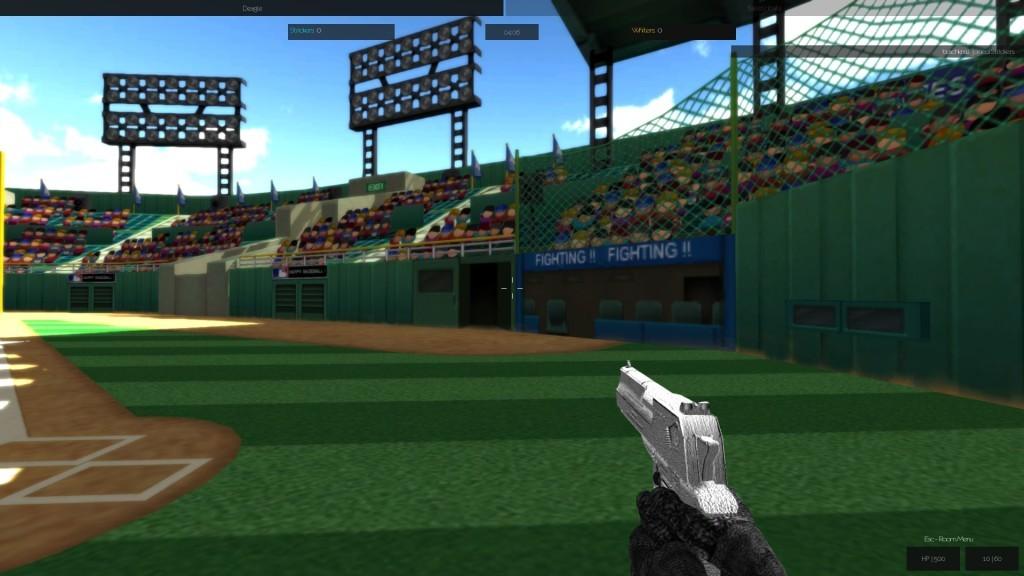 Screenshot 1 - K.A.S.: Kill and Assault