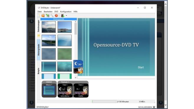 Opensource-DVD ©COMPUTER BILD