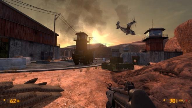 Platz 18: Black Mesa ©COMPUTER BILD