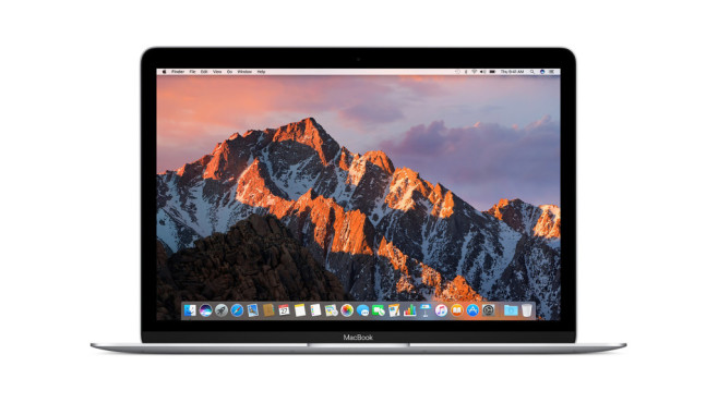 Apple MacBook 12 Zoll 2017 © Apple