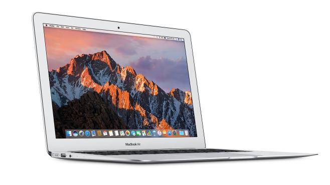 Apple MacBook Air 13 Zoll 2017 ©Apple