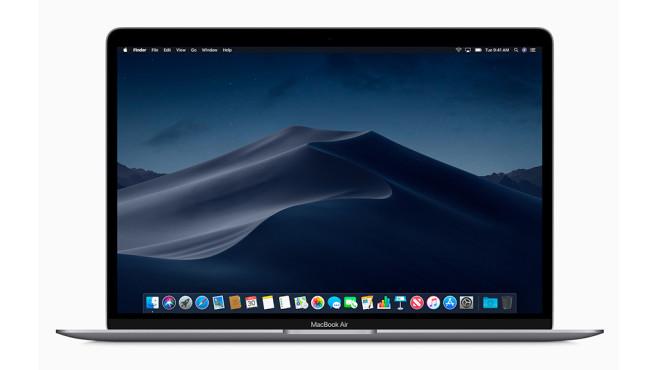 Apple MacBook Air 13 Zoll 2018 ©Apple