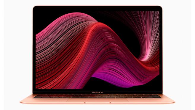 Apple MacBook Air 2020 ©Apple
