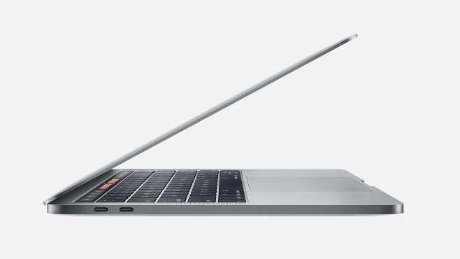 Apple MacBook Pro 13 Zoll Retina 2016 ©Apple